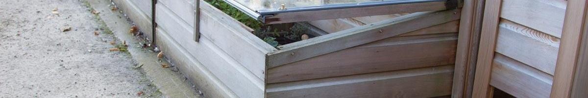 Winter Gardening 101: Making and Using Cold Frames