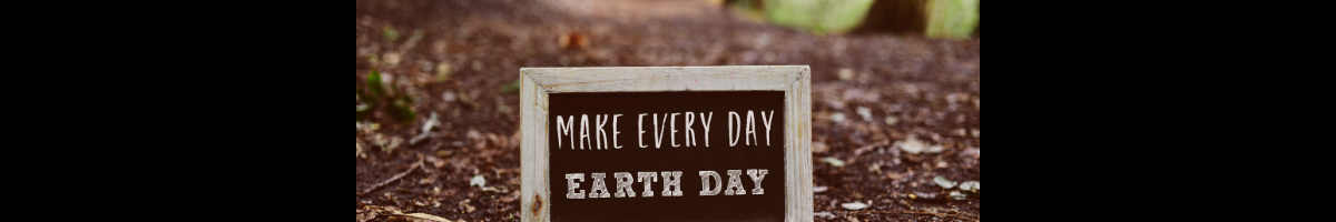 Not Your Mother's Earth Day Plans