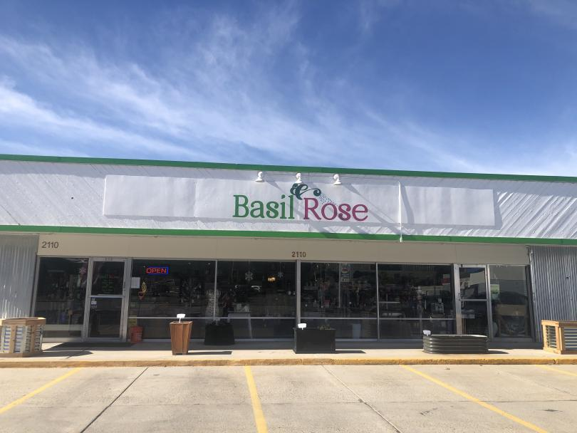 Keeping it Local with Basil & Rose