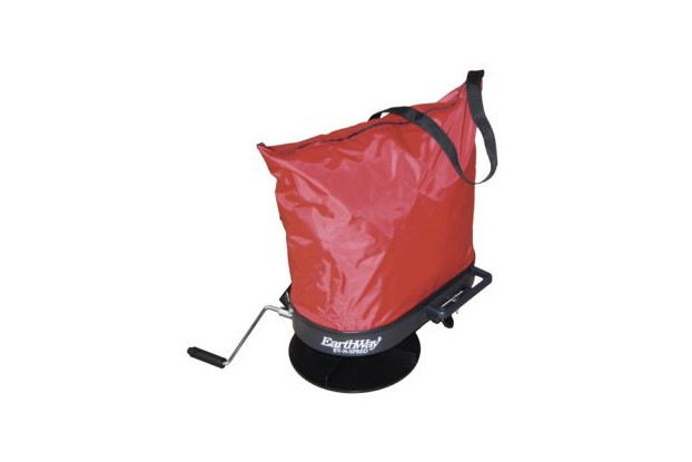 Shoulder Strap Broadcast Seed Spreader