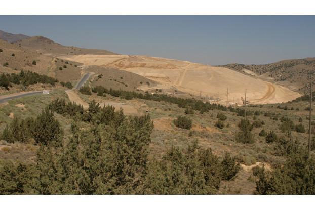 Pacific Southwest Erosion Control Blend