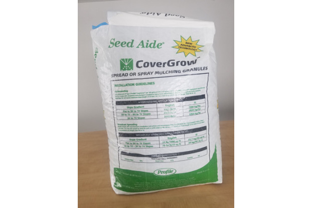 Seed Aide® - Cover Grow™, Water Retaining Seed Starting Mulch