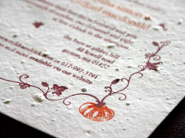 seedpaper invitation