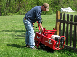 sod cutter by Donald